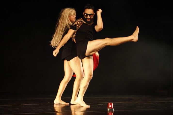 Hibridus Dança circula